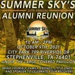 Summer Sky Reunion-Texas Drug Rehab